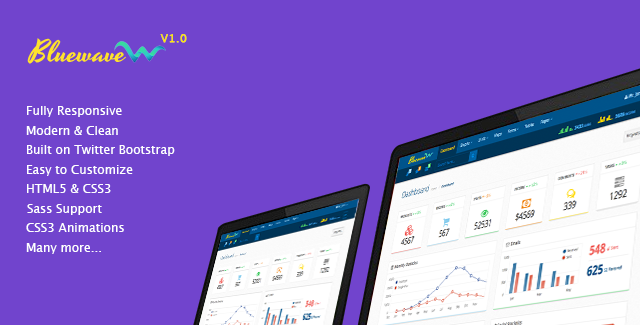 Bluewaves-Responsive-Admin-Template