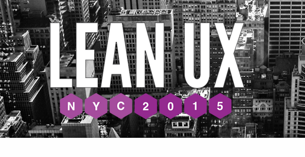 best conferences for designers - Lean UX NYC
