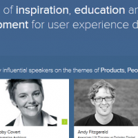 best conferences for designers - UX London