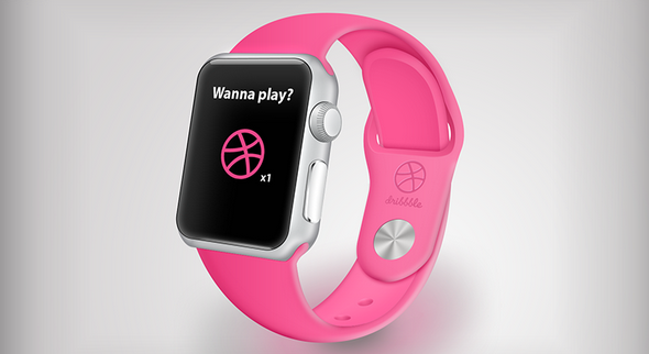 free apple watch template 4