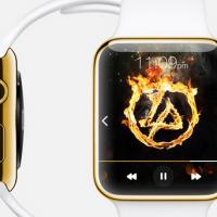 free apple watch template 6