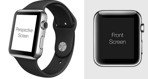 free apple watch template 7