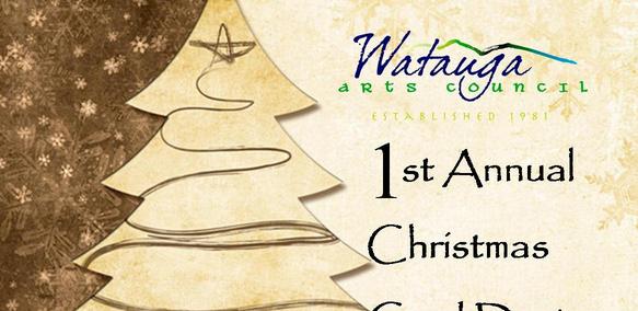 traditional Christmas card design
