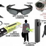 3 spy gadgets if you are a James Bond wannabe