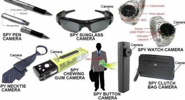 3 spy gadgets if you are a james bond wannabe Best gadgets for home