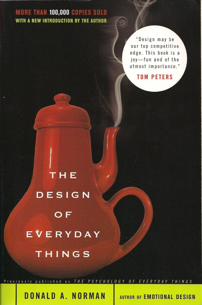Design of Everyday Things by Dom Norman