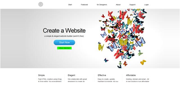 Best Free Website Platforms for Creating Online Portfolio for 2015 4