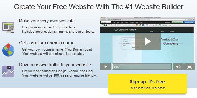 Best Free Website Platforms for Creating Online Portfolio for 2015 6
