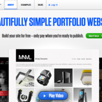 Best Free Website Platforms for Creating Online Portfolio for 2015 7