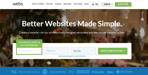 Best Free Website Platforms for Creating Online Portfolio for 2015 8