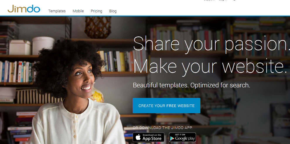 Best Free Website Platforms for Creating Online Portfolio for 2015 9