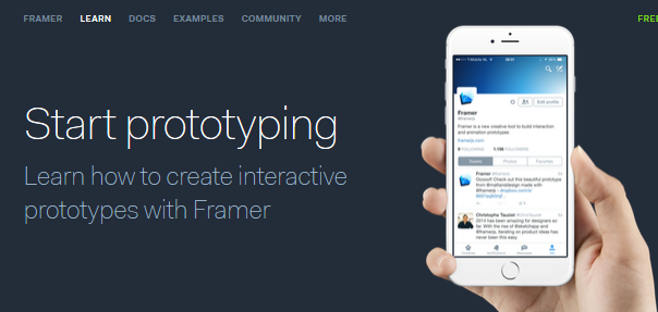 Best framer.js tutorials for 2015 8