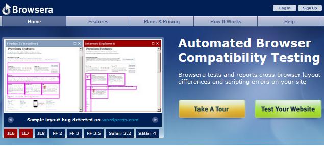 cross browser testing tool 7