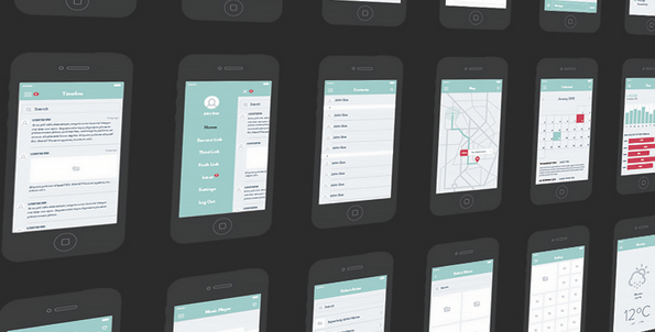 free ui kit psd for 2015 1