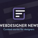 Webdesignernews.com - a new and exciting site for web designers and developers