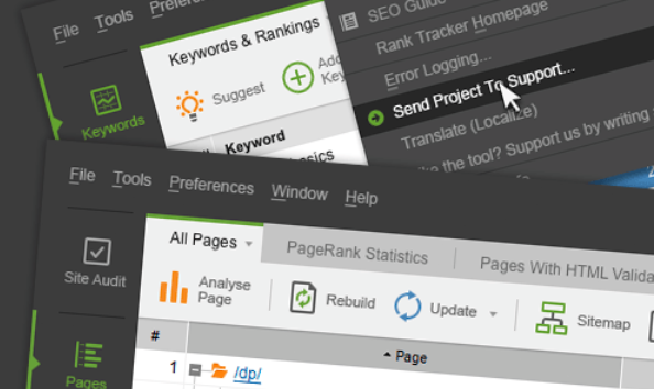 most used modern software for SEO