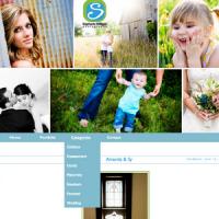 photo blog design