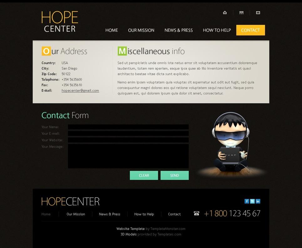 4) Hope Center