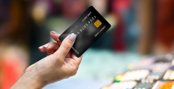 use business credit card