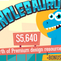 $20 off Bundlesaurus