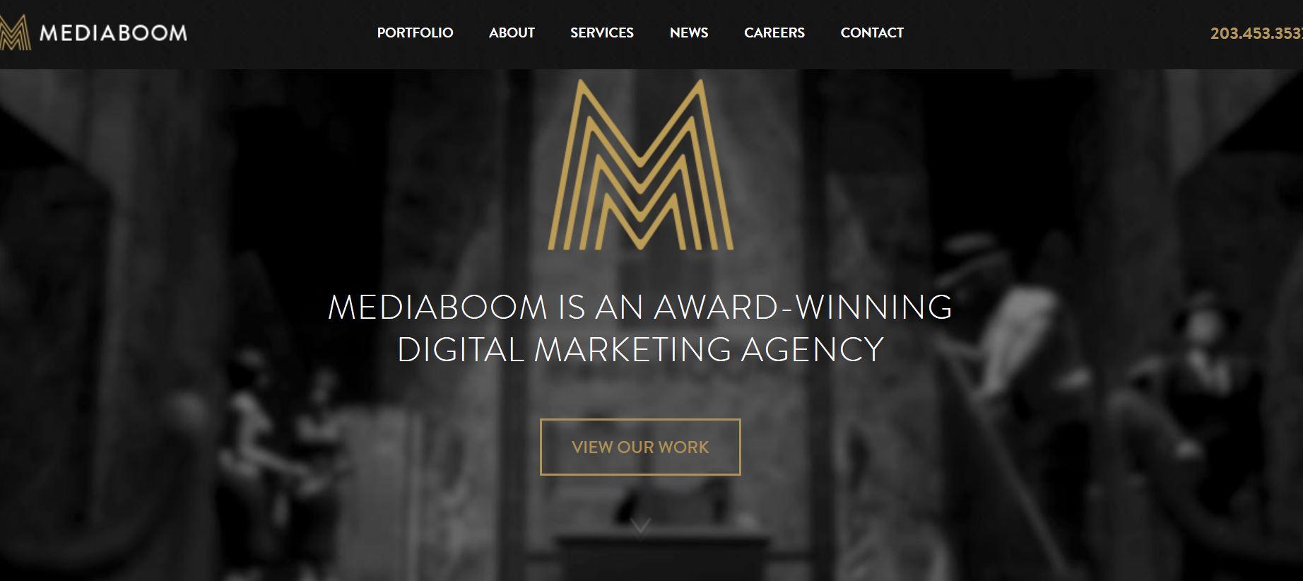 homepage design trend 2016-2