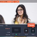 How to record educational web design videos to watch later with Movavi Screen Capture