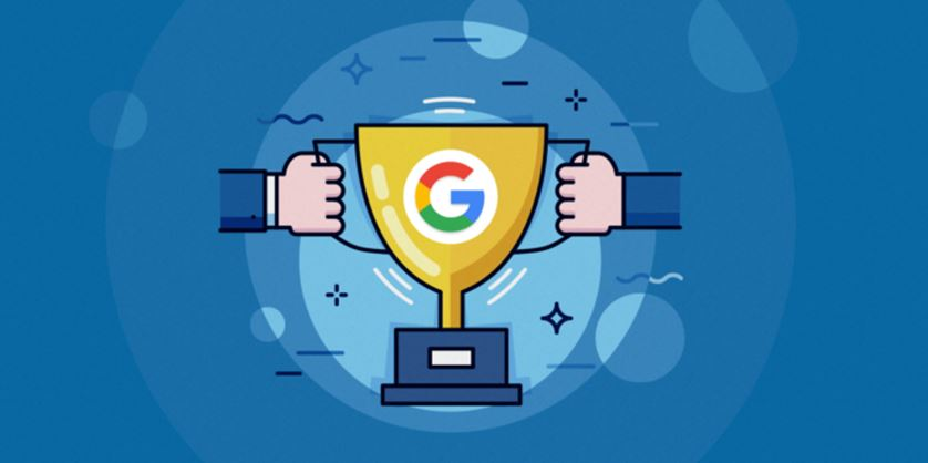 google search pie