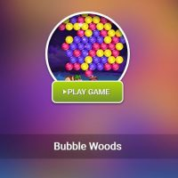 bubble wood