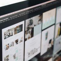 Changing web design 1